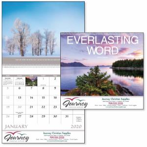 everlasting word without funeral planner spiral